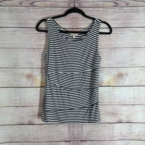 Banana Republic striped women's top size M